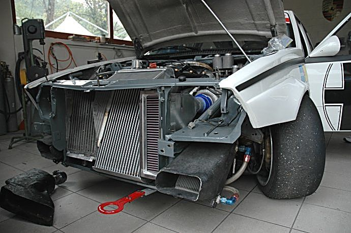 Alfa Spezial on Alfa Romeo 75